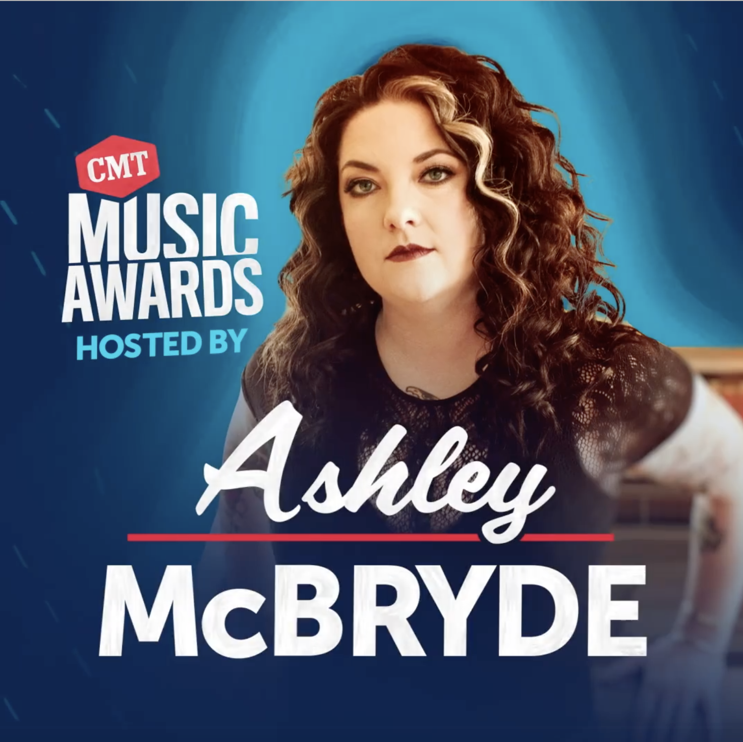"Country outlaw Ashley McBryde announced as final host of the ""2020 CMT Music Awards""  on Wednesday, October 21st at 8PM ET/7PM CT"